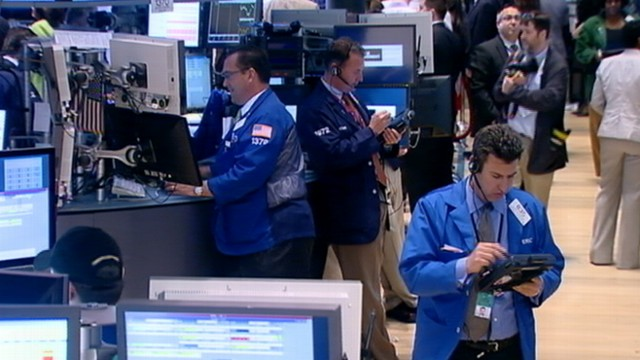 VIDEO: Record day on Wall Street as Dow surpasses 15,000 points.