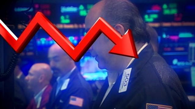 Stock Market Free-Fall | Video - ABC News