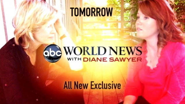 VIDEO: Jaycee Dugard speaks with Diane Sawyer in exclusive interview.