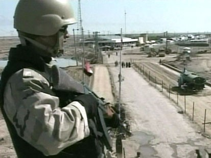 Iran-Iraq border