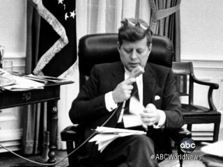 Watch: Secret Tapes Shed New Insight on JFK's Presidency