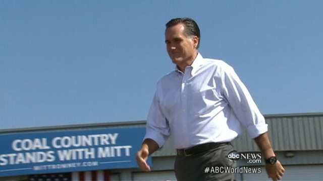 VIDEO: U.S. sees lowest unemployment rate in 4 years; Romney rides debate boost.