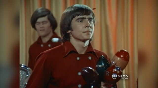 VIDEO: The Monkees front man had fans across generations.