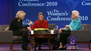 VIDEO: Ruth Bader Ginsburg and Sandra Day OConnor