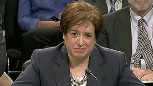 Tough Questions for Kagan in Confirmation Hearing