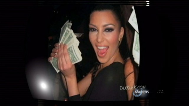 VIDEO: California campaign for millionaires tax increase targets the reality TV star.