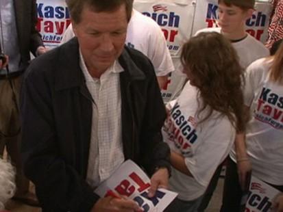 VIDEO: Politics in Ohio