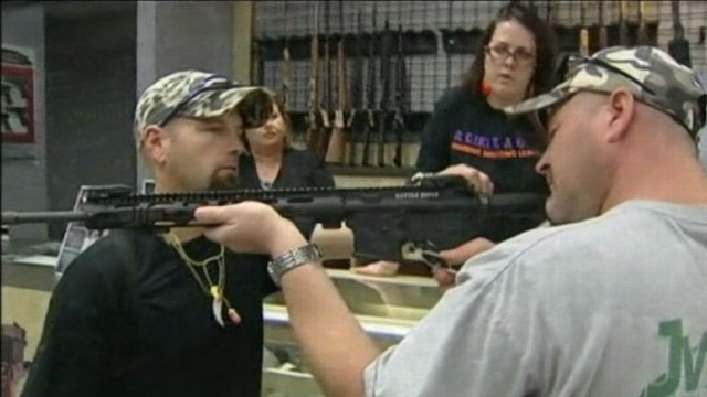 VIDEO: New poll reveals widespread support for tighter gun control to curb gun violence.