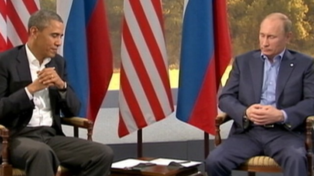 VIDEO: President Obama cancels summit with Russian President Vladimir Putin.