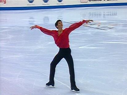 VIDEO: Canada seeks to make figure skating more macho.