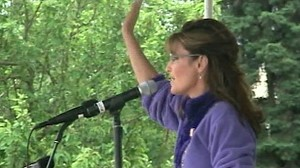 VIDEO: Alaska governor offers few clues as to what shes planning after leaving office.