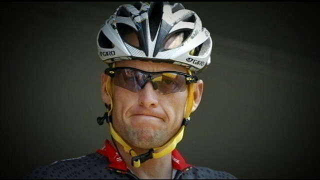 VIDEO: Cyclist allegedly threatened anyone who told about his drug use.