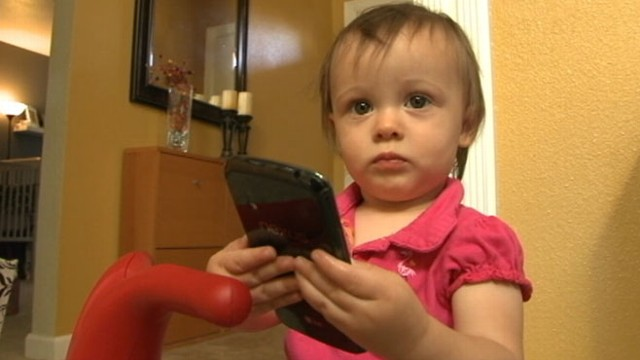 VIDEO: Toddler Buys Car Off eBay Using Parents Smartphone