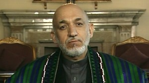 VIDEO: Afghan President Karzai talks to Diane Sawyer