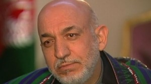 VIDEO:Exclusive: Afghan President Karzai Grateful to U.S. for Little Help