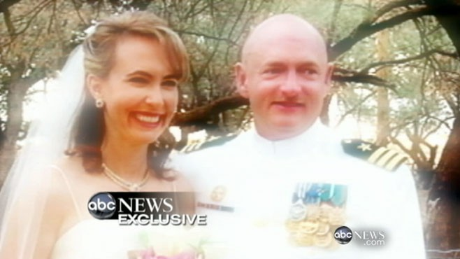 VIDEO: Rep. Gabrielle Giffords? husband chronicles the tragedy and the days after.
