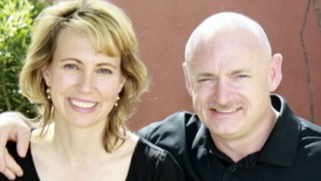 VIDEO: Rep. Gabrielle Giffords husband announces retirement from NASA, U.S. Navy.
