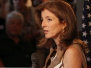 Watch: Caroline Kennedy Eyed as Possible Ambassador to Japan