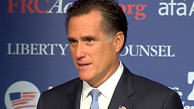 Evangelical Pastor Takes Aim at Romneys Faith