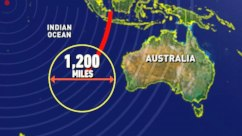 Mystery of Missing Malaysia Flight 370 Focuses off Australia