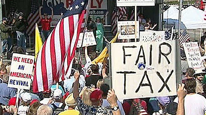 TARPs Political Price