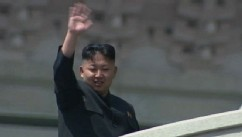 VIDEO: North Koreas new leader speaks out days after missile launch failure.
