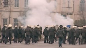 VIDEO: Violent Revolt in Kyrgyzstan