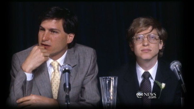 VIDEO: Life lessons from the Apple founders path to success.