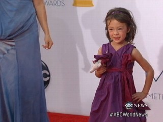 Watch: 'Modern Family's' Lily Makes Emmys Debut