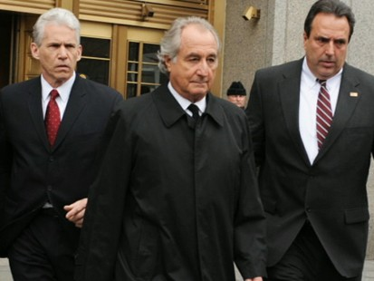VIDEO: Madoff Faces 11 Felony Counts