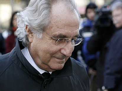 VIDEO: Madoff Meets His Fate