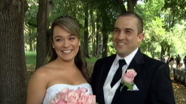 VIDEO:  A new study found a surprising correlation between marriage and weight gain.