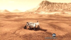 VIDEO: U.S. companies helped build Mars Curiosity probe, which landed successfully.