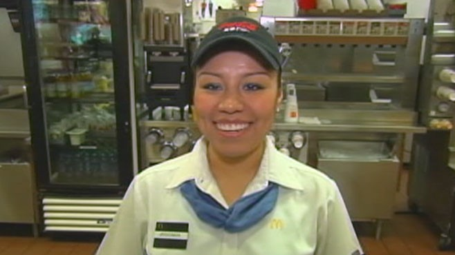 VIDEO: McDonalds Now Hiring: 50,000 McJobs