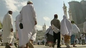 VIDEO: Praying for a healthy pilgrimage to Mecca