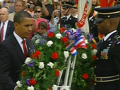 VIDEO: Memorial Day Honoring Fallen Soldiers