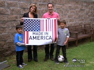 Watch: 'Made in America' Products Sold in Mexico