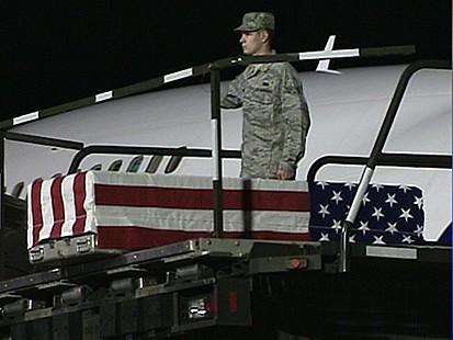 VIDEO: Documenting Fallen Soldiers Return