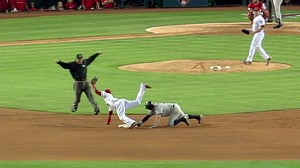 VIDEO: Outrage Over ALCS Calls