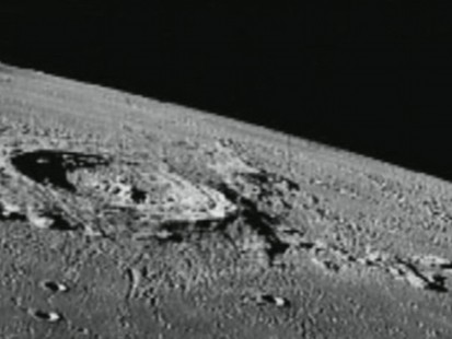 VIDEO: Water in ice found on the moon