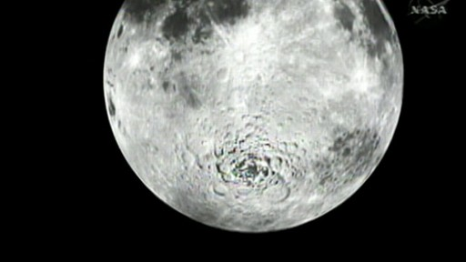 VIDEO: Moon bomb finds large amount of water
