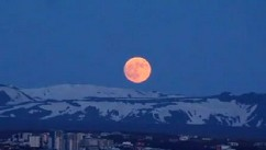 VIDEO: People all over the country snapped photos of the astounding lunar event.