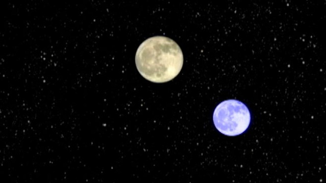 Earth Has Two Moons - Pics about space