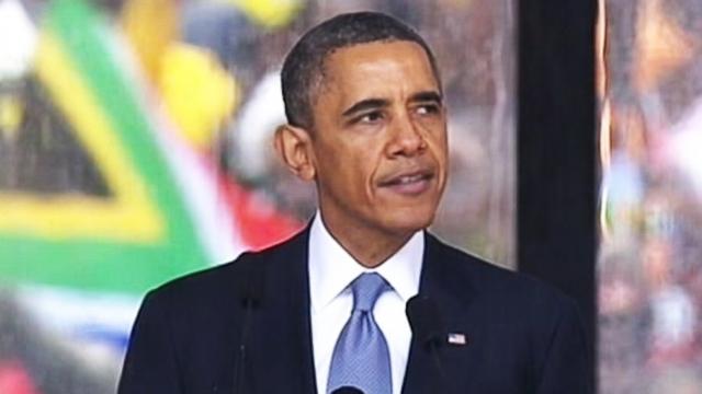 VIDEO: The World Mourns Nelson Mandela