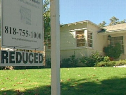 VIDEO: Record low rates should revive the housing market, but will banks make loans?
