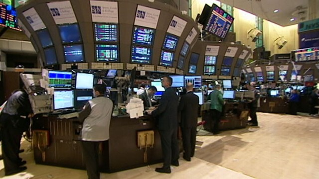 VIDEO: This is the first time in since October 2007 that the Dow has hit that number.