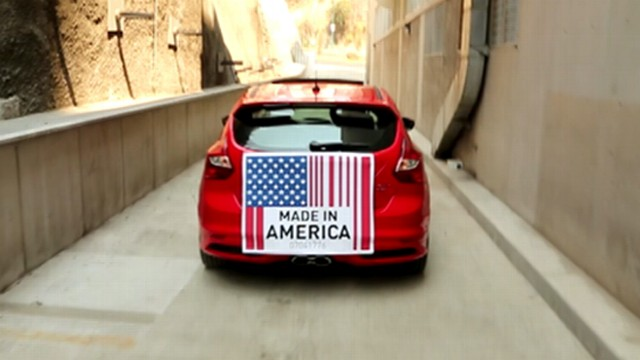 VIDEO: Exports to Mexico are on the rise, which could means jobs for Americans.