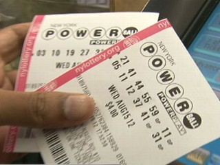 Watch: Lone Powerball Winner Yet to Claim Golden Ticket