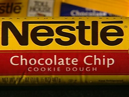 VIDEO:Dangerous Strain of E. Coli Linked to Nestle