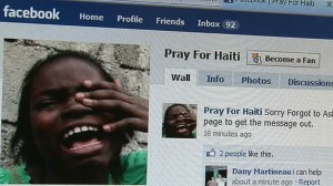 VIDEO: Haiti Quake Devastation, Hope Spreads Online